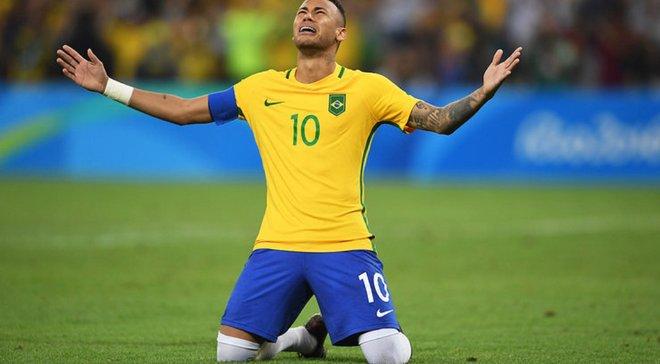 Неймар позбавлений статусу капітана збірної Бразилії – пов'язку отримав його друг