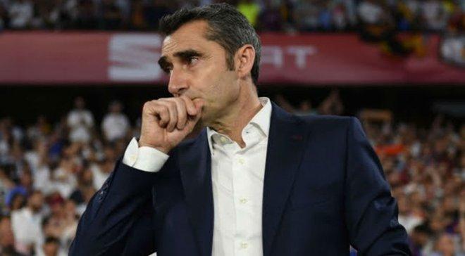 Барселона сьогодні звільнить Вальверде, – RAC 1