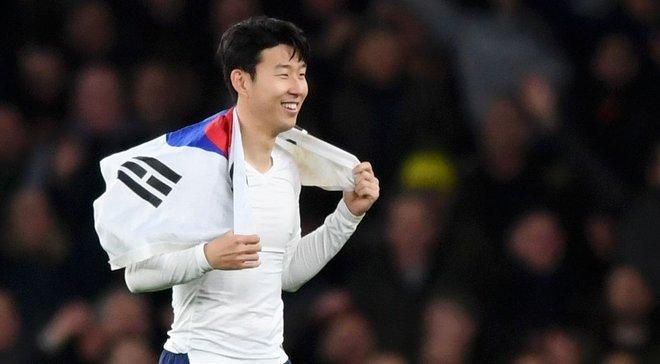 Сон зізнався, що перед фіналом Ліги чемпіонів його надихає колишній гравець Манчестер Юнайтед
