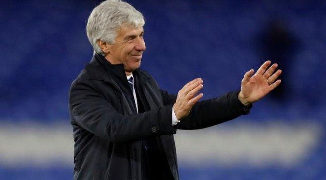 Гасперини продлит контракт с Аталантой
