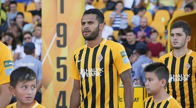 Эсеола второй раз подряд попал в сборную тура казахской Премьер-лиги