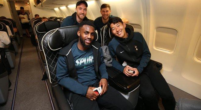 """Тоттенхем – Ліверпуль: 26 гравців """"шпор"""" вирушили до Мадрида на фінал Ліги чемпіонів"""