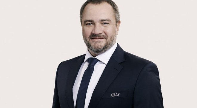 Павелко избран главой одного из комитетов УЕФА