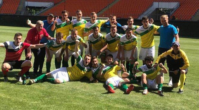 Матчі за місце у Першій лізі:  Черкащина-Академія та Агробізнес розтрощили Суми та МФК Металург відповідно