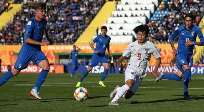 ЧС-2019 U-20: Японія, Польща та Колумбія вийшли у плей-офф