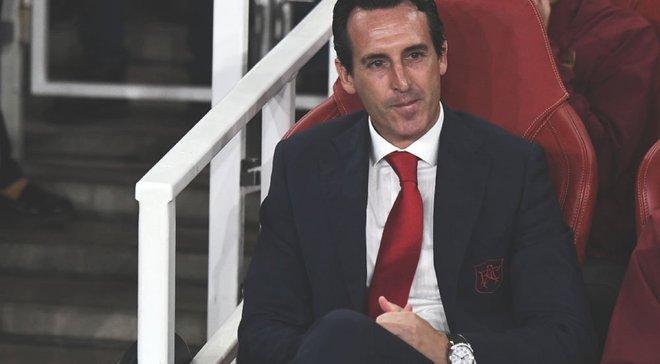 Челсі – Арсенал: післяматчева прес-конференція Унаї Емері