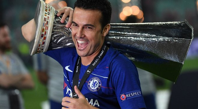 Педро – перший гравець в історії, який виграв всі головні міжнародні трофеї