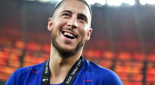 Аспиликуэта: Надеюсь, в Реале Азар продолжит завоевывать трофеи