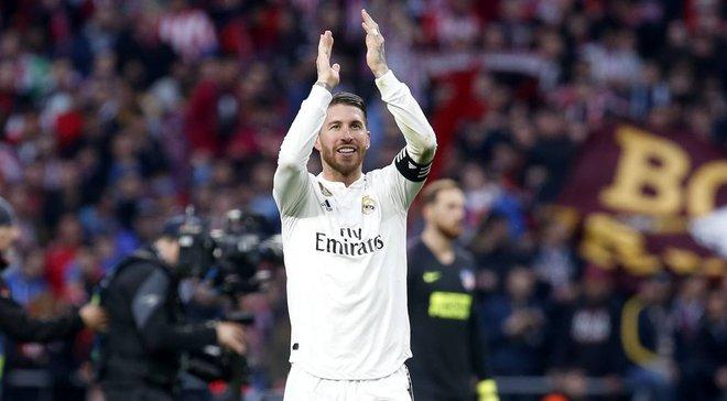 """""""Я готовий грати за цей клуб безкоштовно"""", – Рамос запевнив, що не хоче покидати Реал"""