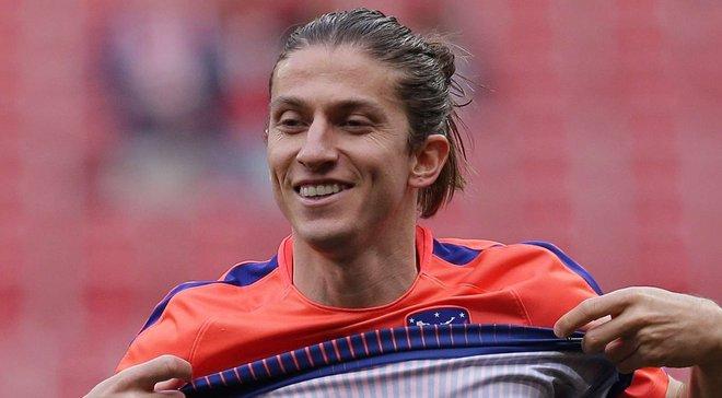 Барселона может подписать Филипе Луиса бесплатно