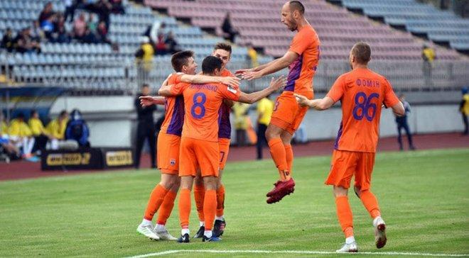 Мариуполь – Заря – 3:1 – видео голов и обзор матча