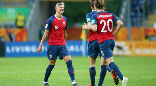 Рекордные 9 голов 18-летнего форварда в одном матче чемпионата мира в видеообзоре: Норвегия U-20 – Гондурас U-20 – 12:0
