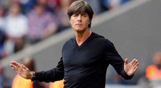 Лев попал в больницу – наставник сборной Германии получил травму на тренировке