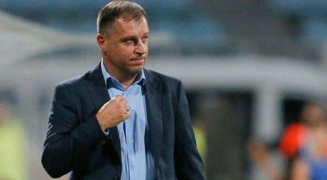 Вернидуб: Решение об уходе из Зари было принято после разговора с президентом клуба