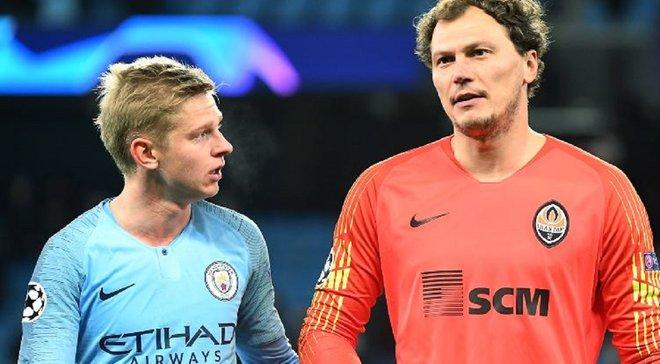 Администратор сборной Украины рассказал, как спасал футболистов от полиции