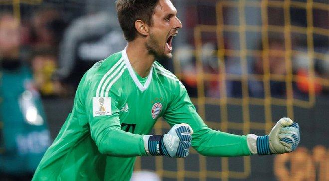 Ульрайх впервые вызван в сборную Германии – дебютанту 30 лет
