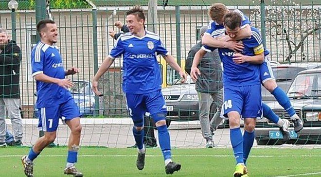 Кремінь здолав Минай і став абсолютним чемпіоном Другої ліги