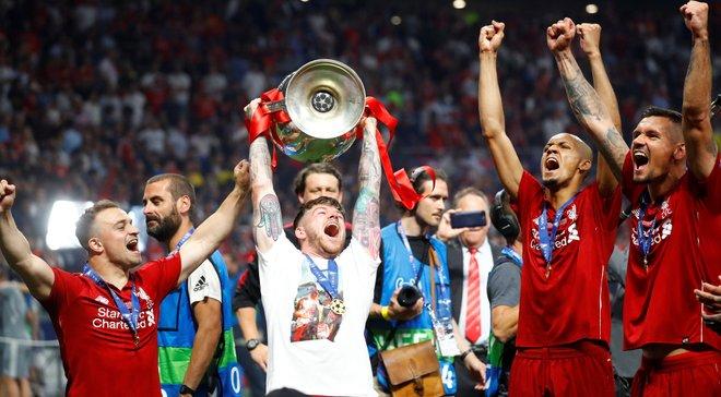 Тоттенхем – Ліверпуль: Морено після фіналу Ліги чемпіонів віддав шану загиблому Рейєсу