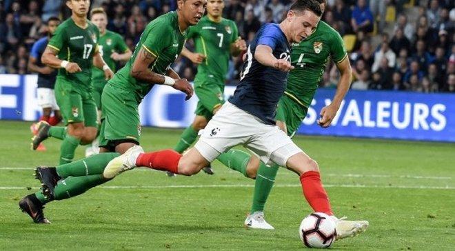 Товариські матчі: суперник збірної України Люксембург здійснив класний камбек проти Мадагаскару, Франція здолала Болівію