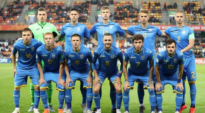 """Результат пошуку зображень за запитом """"Збірна україни футбол U20"""""""