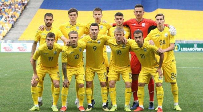 Україна U-21 переграла Ізраїль і стала переможцем Меморіалу Лобановського вперше за 10 років