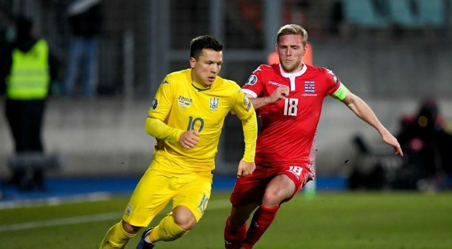 Украина – Люксембург: прогноз на матч отбора к Евро-2020