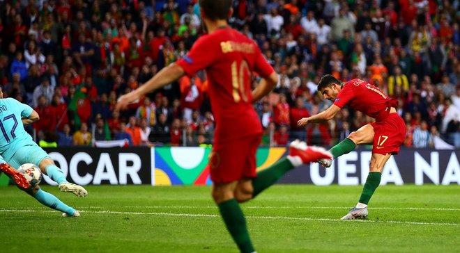 Португалія – Нідерланди – 1:0 – відео гола та огляд матчу