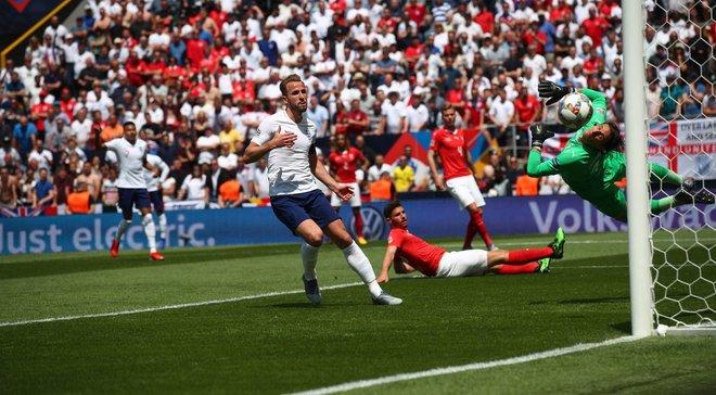 Швейцарія – Англія – 0:0 (пен. 5:6) – відеоогляд матчу та серії пенальті