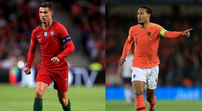 Португалия – Нидерланды: онлайн-трансляция финала Лиги наций – как это было