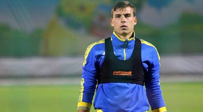 Лунін може повернутись у юнацьку збірну України до півфіналу ЧС-2019 проти Італії