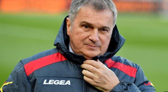 Тренер збірної Чорногорії звільнений через відмову грати проти Косова – йому погрожували сербські радикали