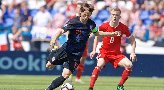 Отбор на Евро-2020: Хорватия победила Уэльс и единолично возглавила группу Е