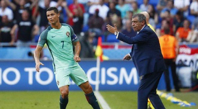 Сантуш считает, что Роналду еще долго будет выступать на высоком уровне