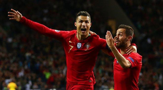 Роналду після перемоги в Лізі націй: Збірна Португалії існуватиме й надалі – зі мною чи без