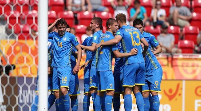 Украина U-20 – Италия U-20: онлайн-трансляция матча 1/2 финала чемпионата мира – как это было