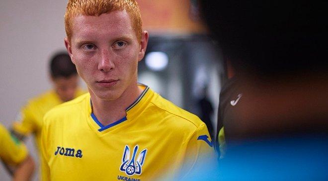 Захисник збірної України U-20 Конопля розповів про підготовку до півфіналу чемпіонату світу