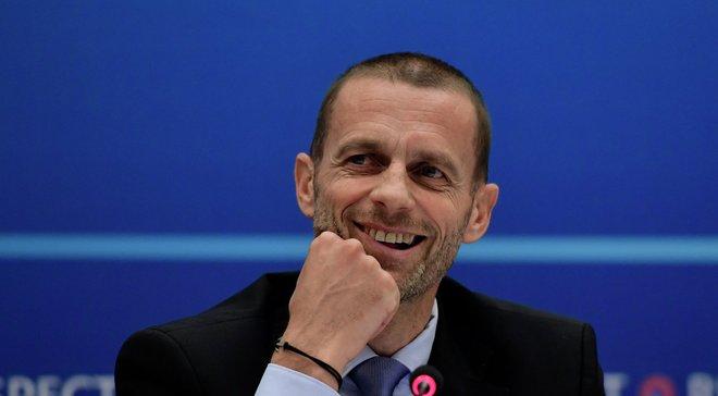 Информация о реформировании Лиги чемпионов оказалась фейком – официальное заявление УЕФА