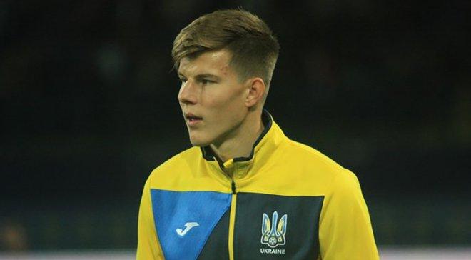 Україна – Люксембург: Соболь вперше за 2 роки зіграв за збірну в офіційному матчі
