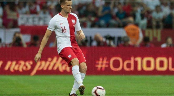 Кендзьора відзначився асистом у складі збірної Польщі – відео голів матчу з Ізраїлем – 4:0