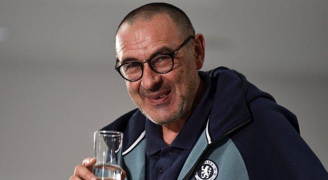 Акціонер Челсі практично підтвердив відхід Саррі з посади головного тренера