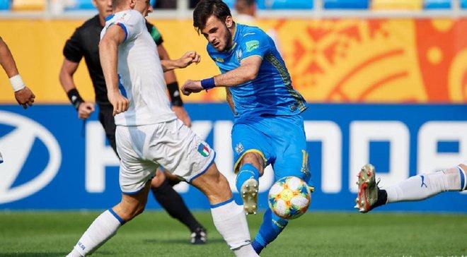 Булеца: Победа Украины U-20 на ЧМ-2019? Ничего не буду говорить