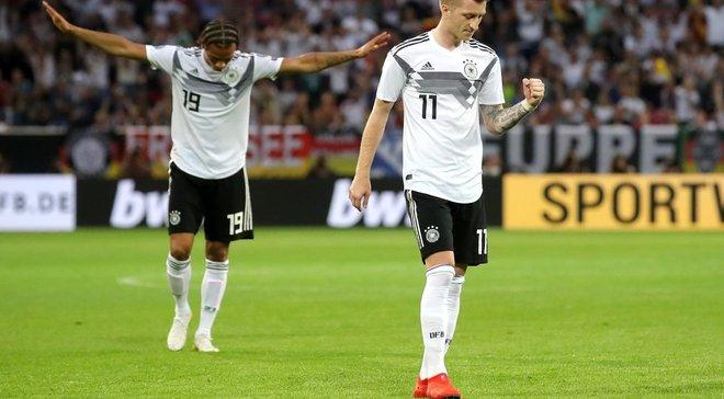 Євро-2020, кваліфікація: Німеччина забила 8 голів Естонії, Росія мінімально здолала Кіпр