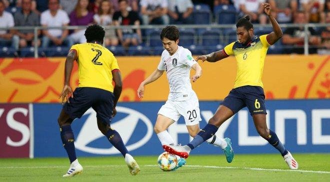 Испания корея футбол скандал