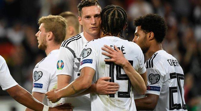 Немецкие голы на любой вкус в видеообзоре разгромной победы над Эстонией