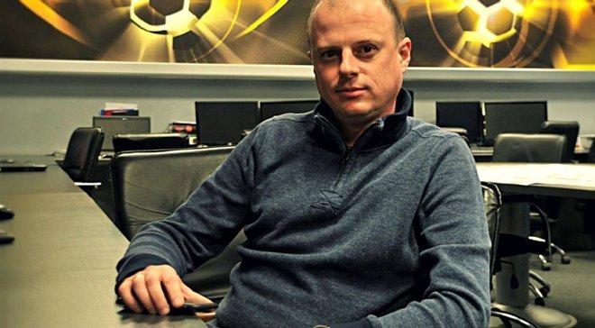 """""""Вацко наразі є працівником Футбол 1/2"""", – представник каналів прокоментував чутки щодо відходу коментатора"""