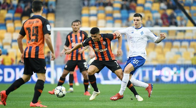 Динамо і Шахтар зіграють за Суперкубок України 28 липня
