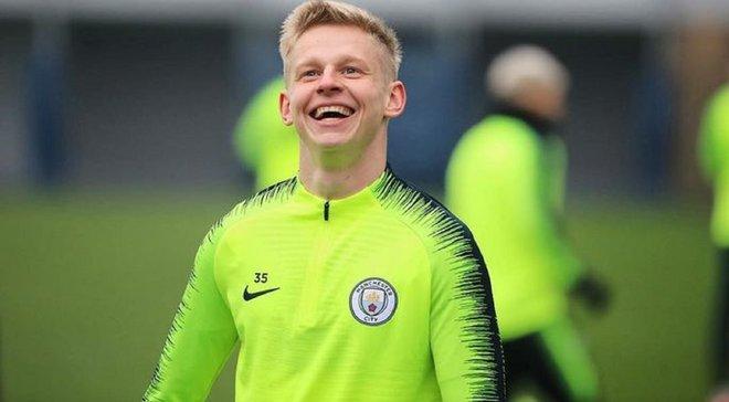Зинченко продлит контракт с Манчестер Сити – известен срок нового соглашения