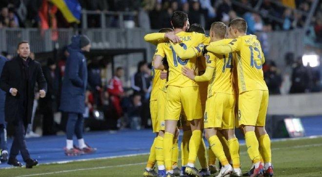 УЕФА открыл дело против Украины по мотивам разгрома сербов