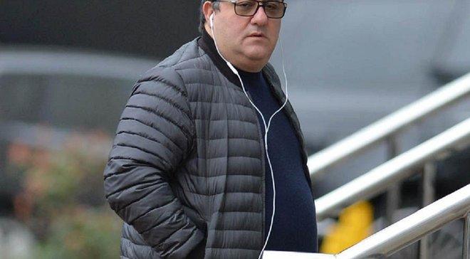 Райола выиграл апелляцию на запрет заниматься агентской деятельностью в Италии