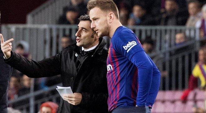 Барселона готова відпустити Ракітіча за однієї умови